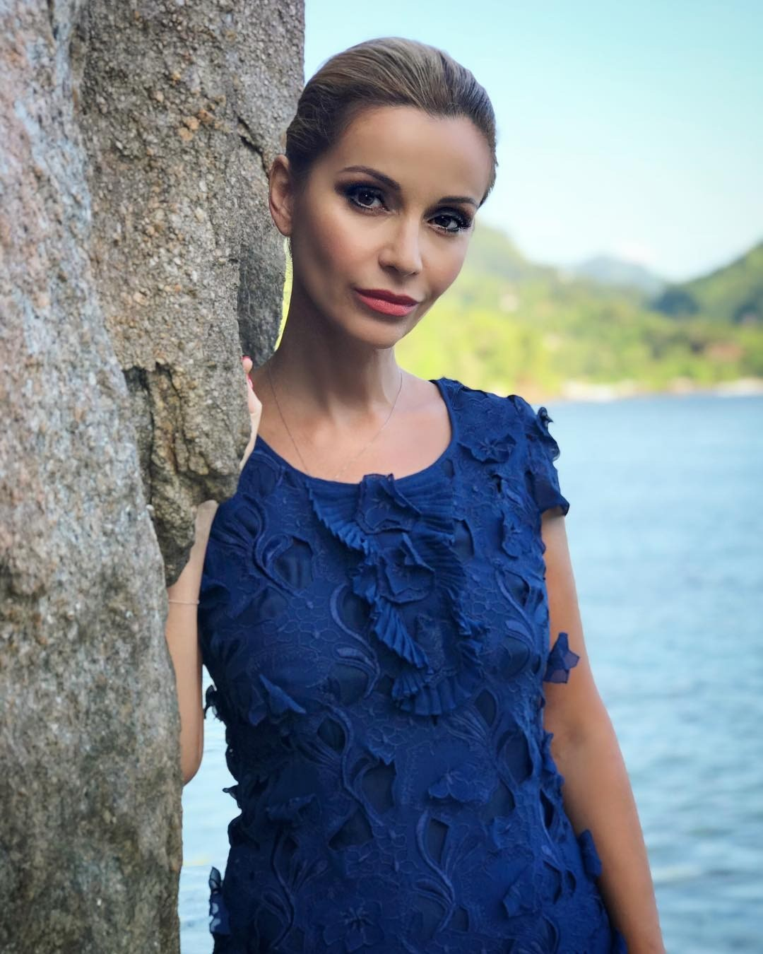 40-летняя Ольга Орлова поразила фото в «девичьем» купальнике