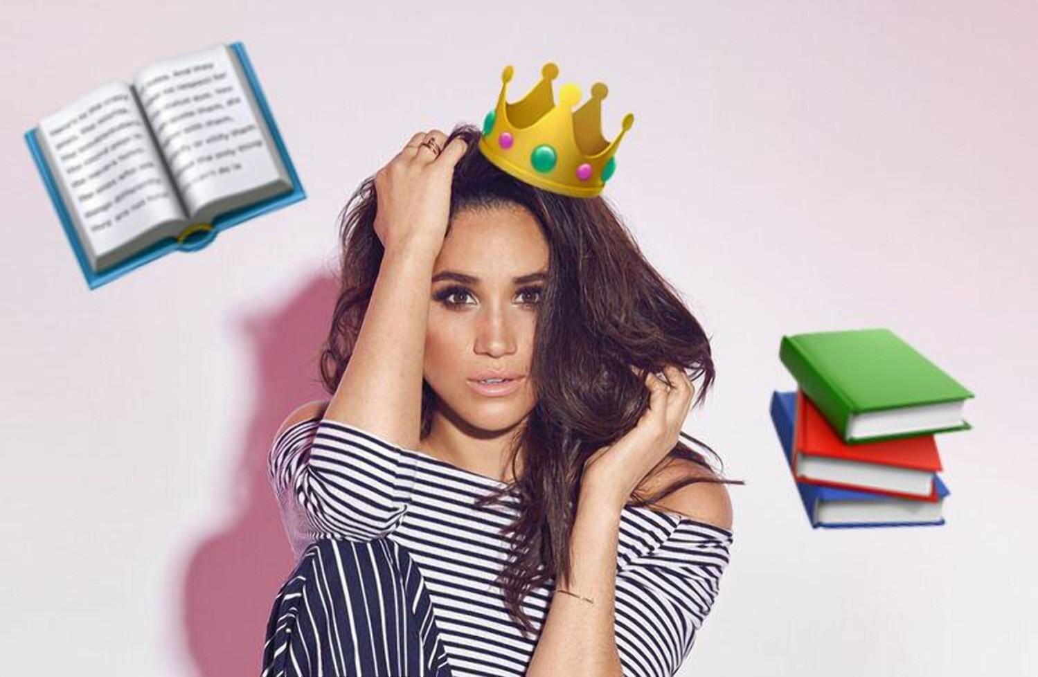 Что читала Меган Маркл? 7 обязательных книг для реализации самой смелой мечты