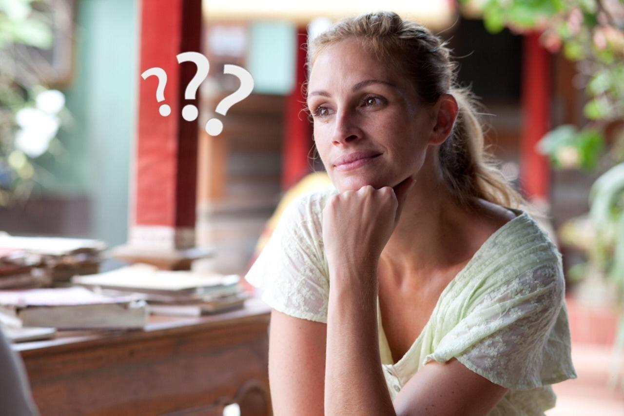 30 вопросов, которые нужно задать себе до 40 лет