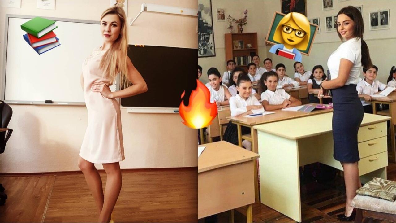 Их уроки точно не прогуливают: самые красивые учительницы нашей страны