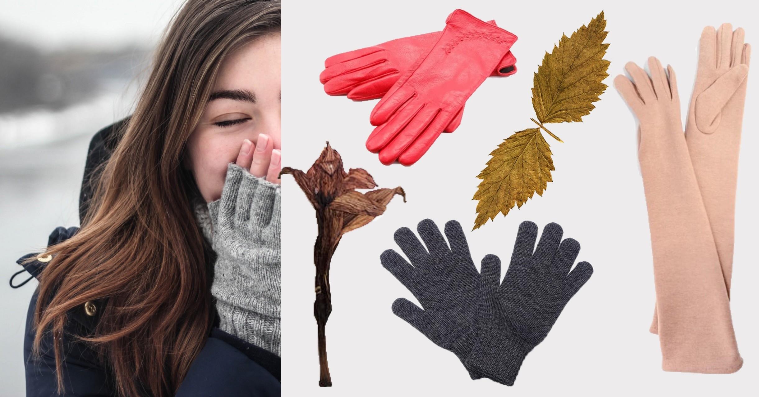 8 пар перчаток на осень под разные стили до 1000 рублей