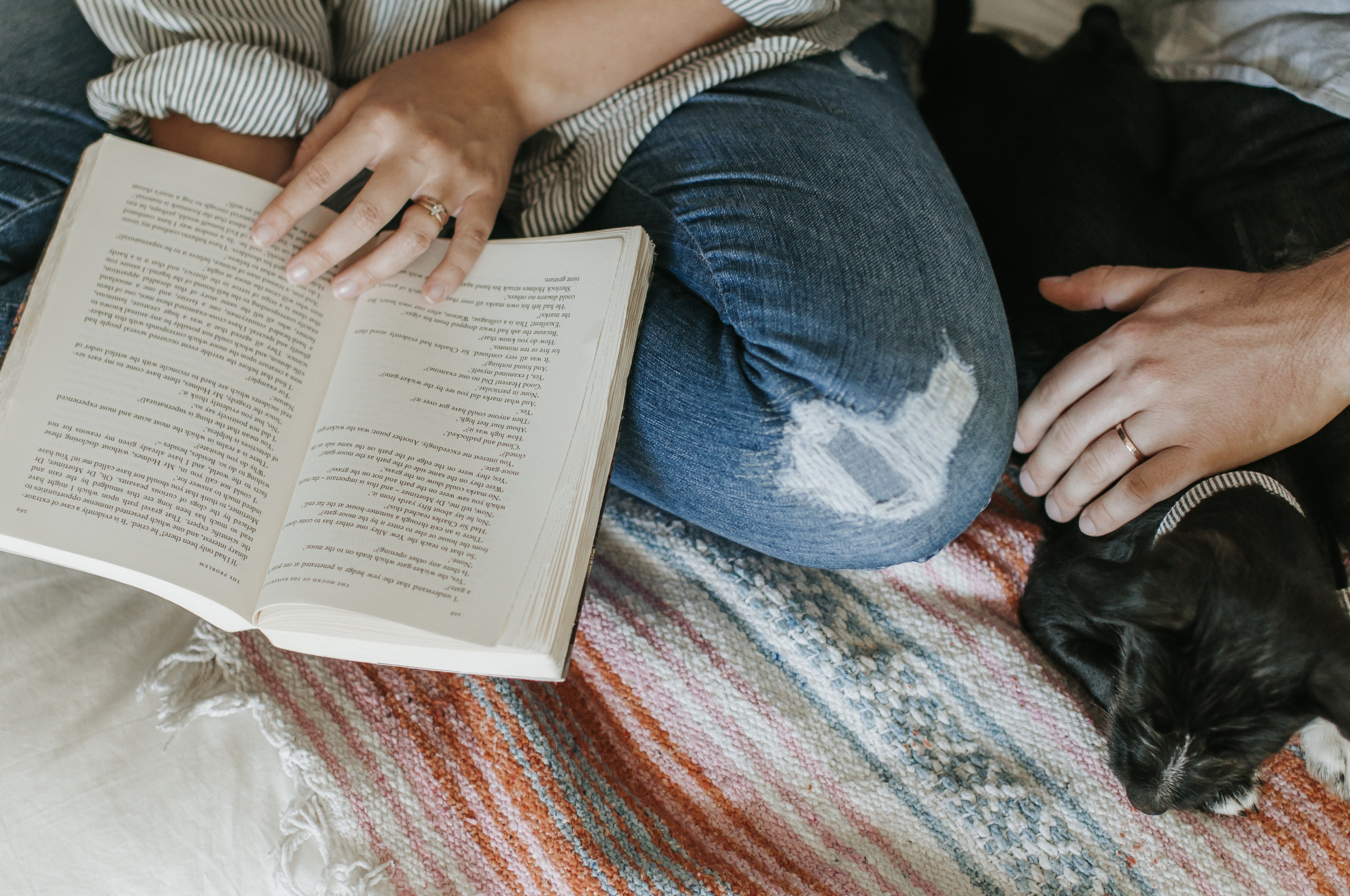 Топ-5 книг, обязательных к прочтению перед родами