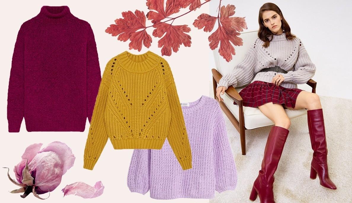 9 идеальных свитеров на осень: один из них обязан быть в твоем шкафу