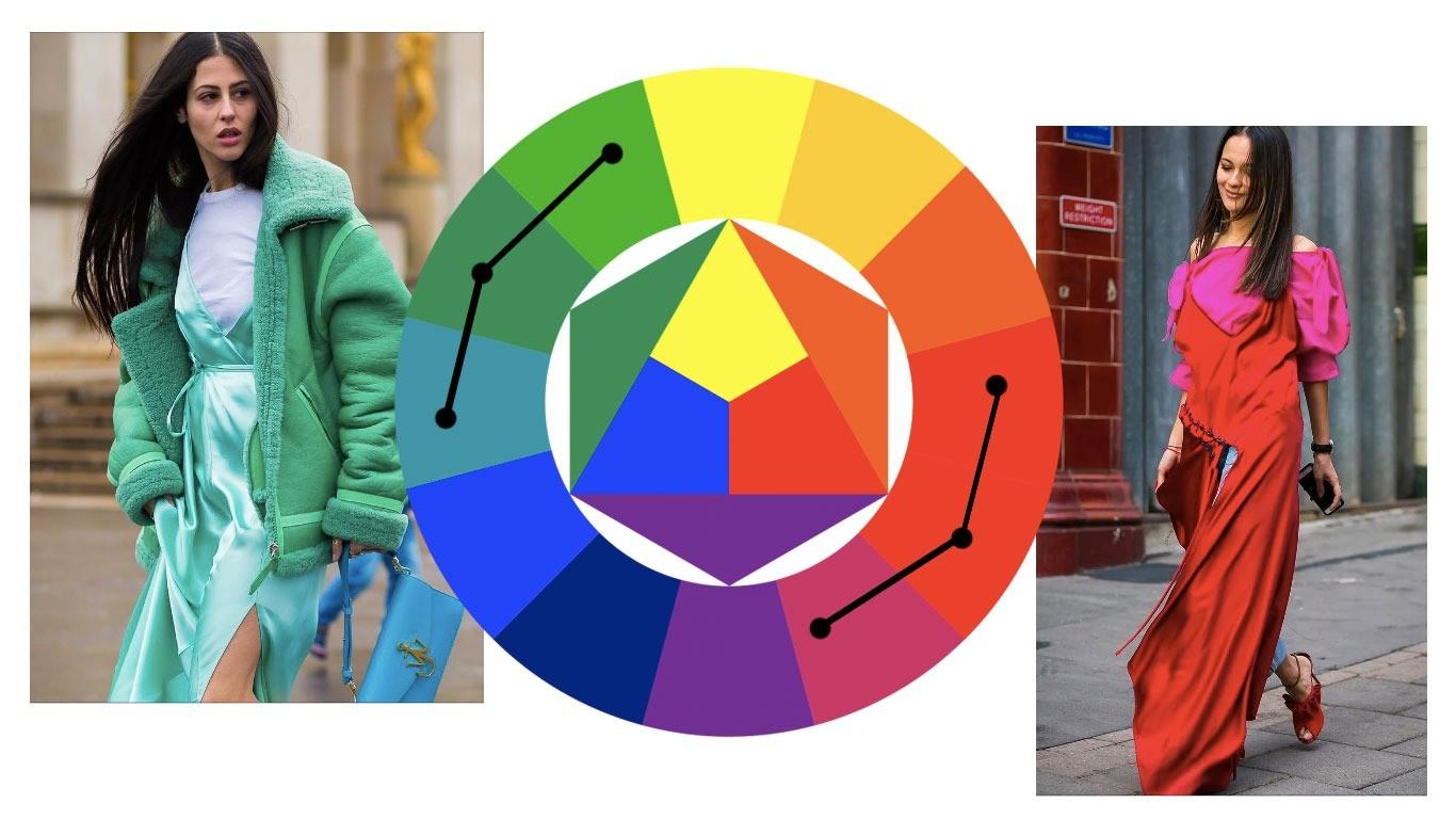 Цветовой круг Иттена: 5 способов сочетать самые сумасшедшие цвета без ошибок