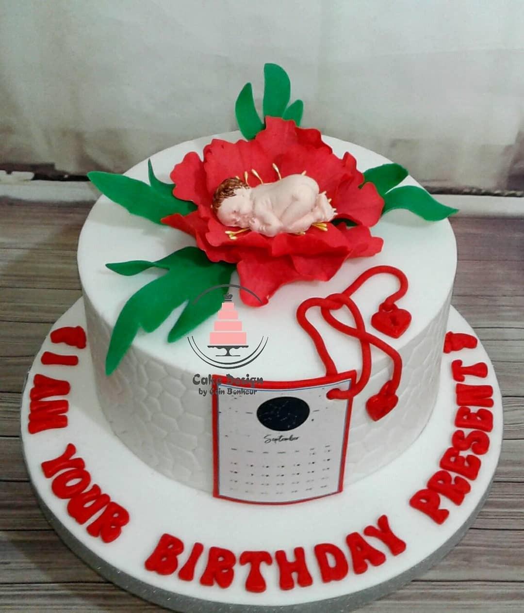 6. Закажи или испеки торт