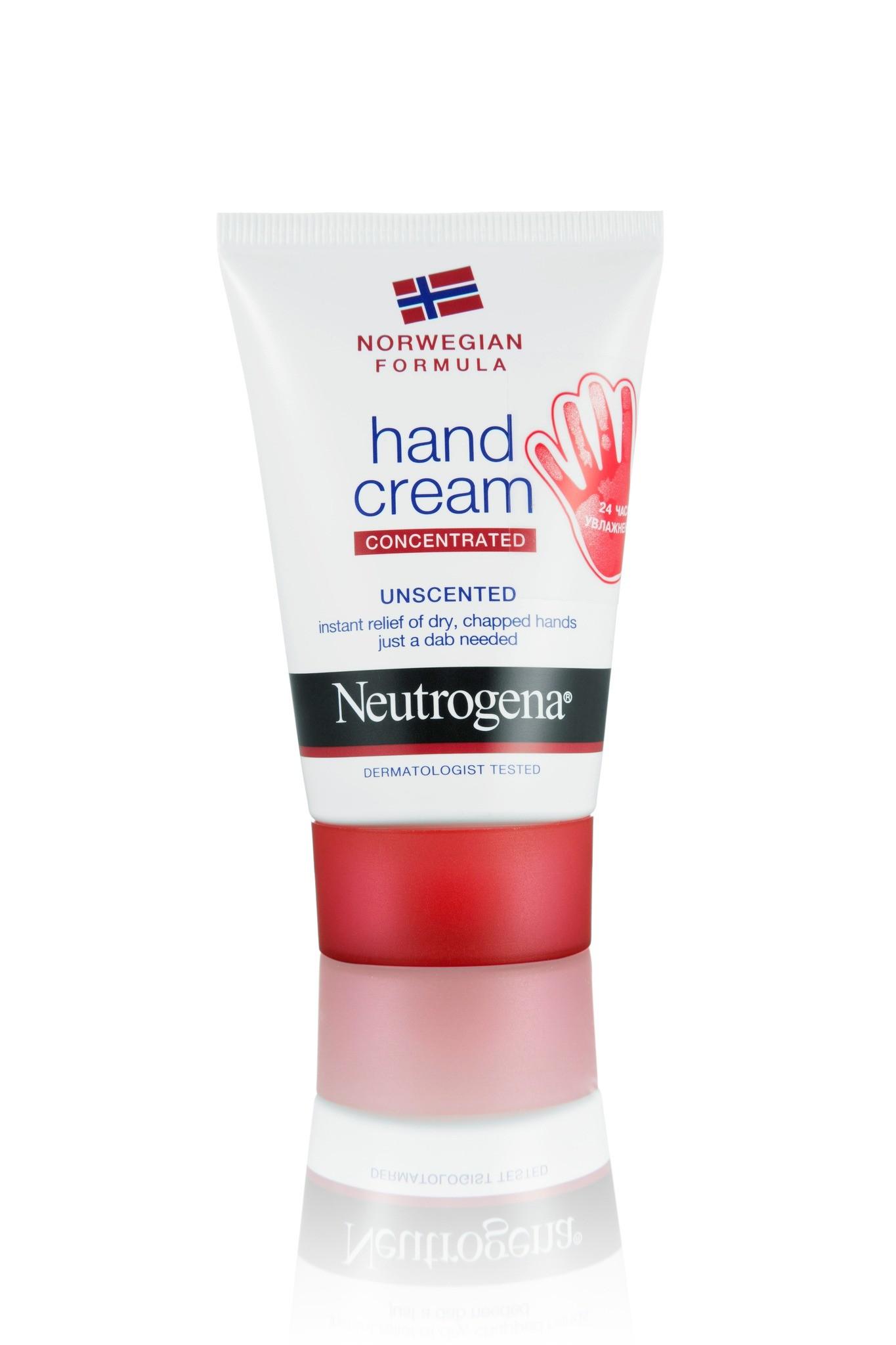 Крем для рук Neutrogena