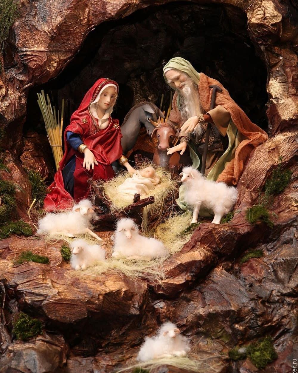 Рождественский пост. Мало есть, много молиться?