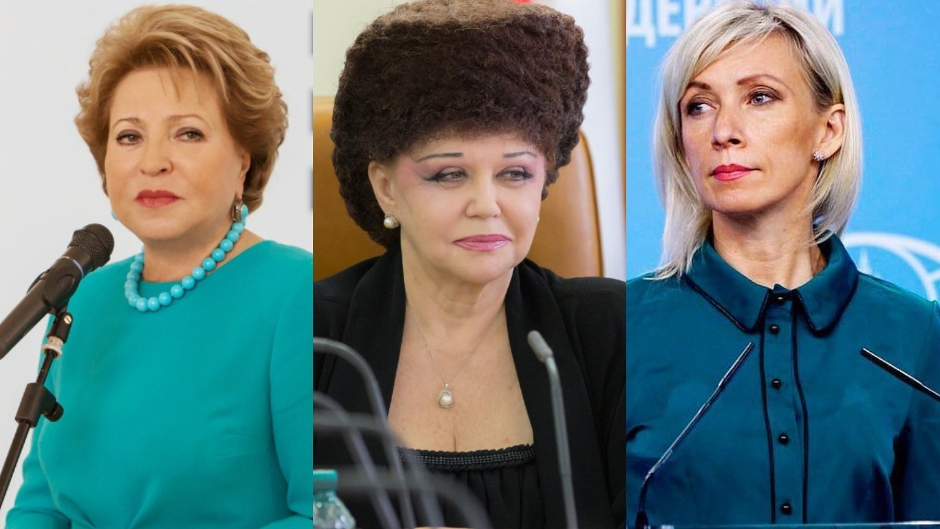 Их запомнят не из-за политики: 8 властных женщин с самым выдающимся стилем