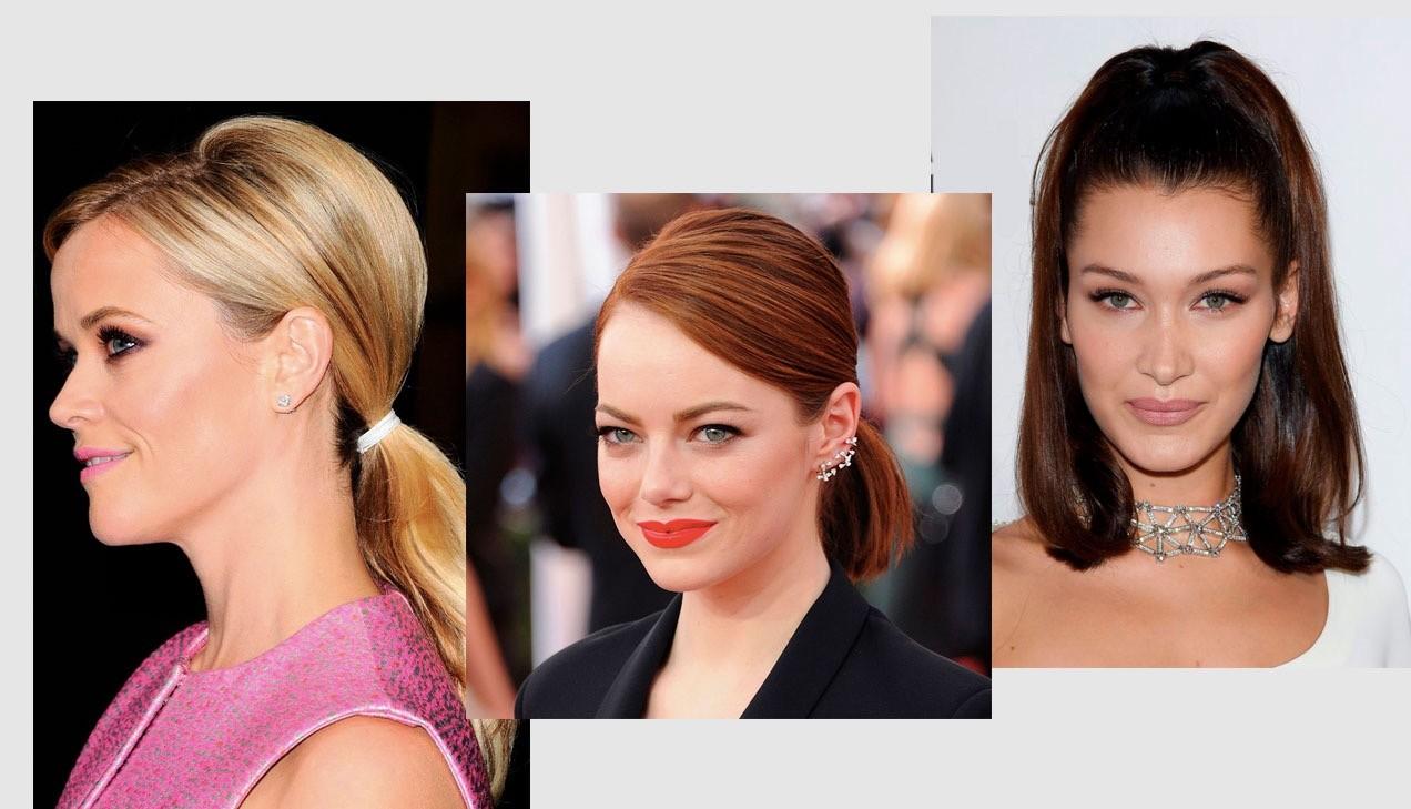 6 вариантов высокого хвоста для объема волос и стройности лица