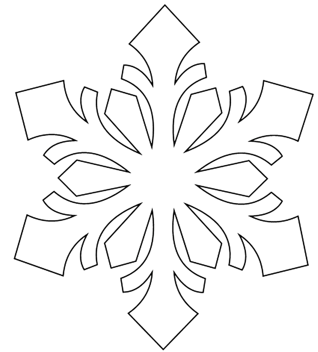 Украшения на окна на Новый год: подборка идей