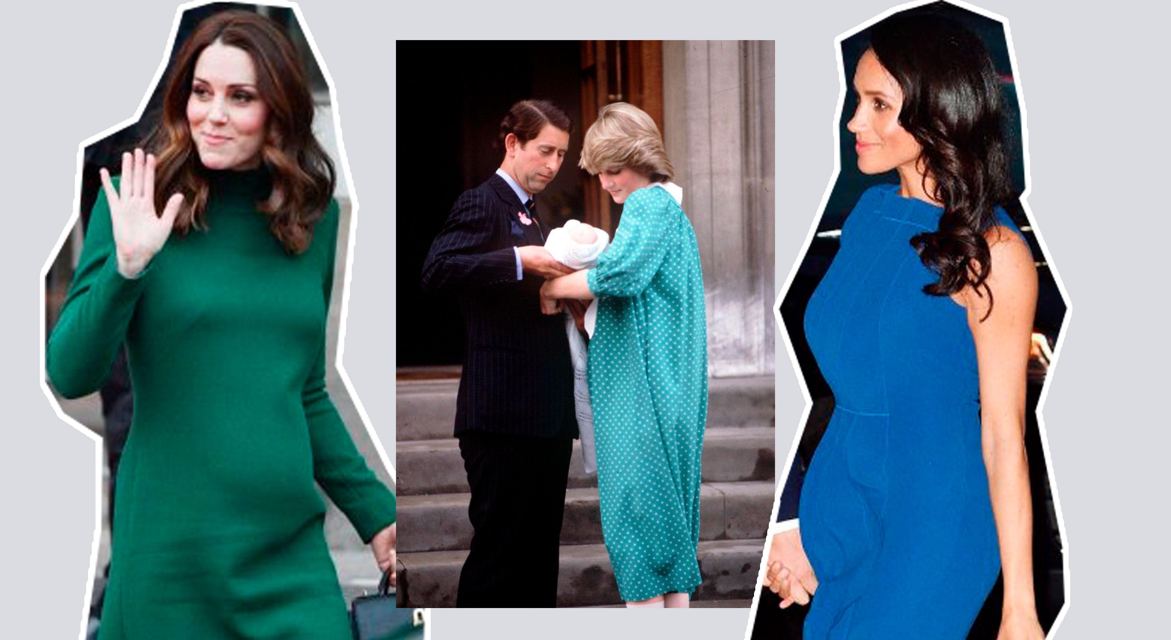 Можно и нельзя: 6 запретов для женщин из королевской семьи во время беременности
