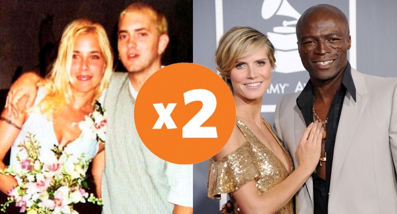 4 звездные пары, которые сыграли свадьбу дважды с одним и тем же партнером