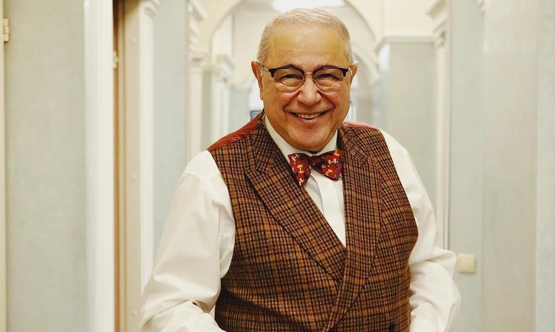 Евгений Петросян поблагодарил поклонников, поздравивших его с разводом