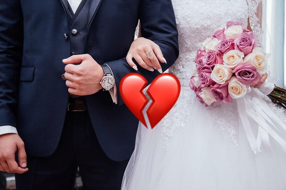 Невеста пристыдила жениха-изменника у алтаря, прочитав его любовные смс