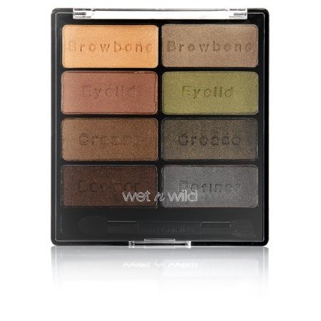 Wet n Wild Тени для век  Color Icon Eyeshadow Collection