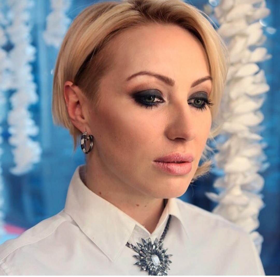 Даурия Толасова, визажист салона Evita Studio of Beauty