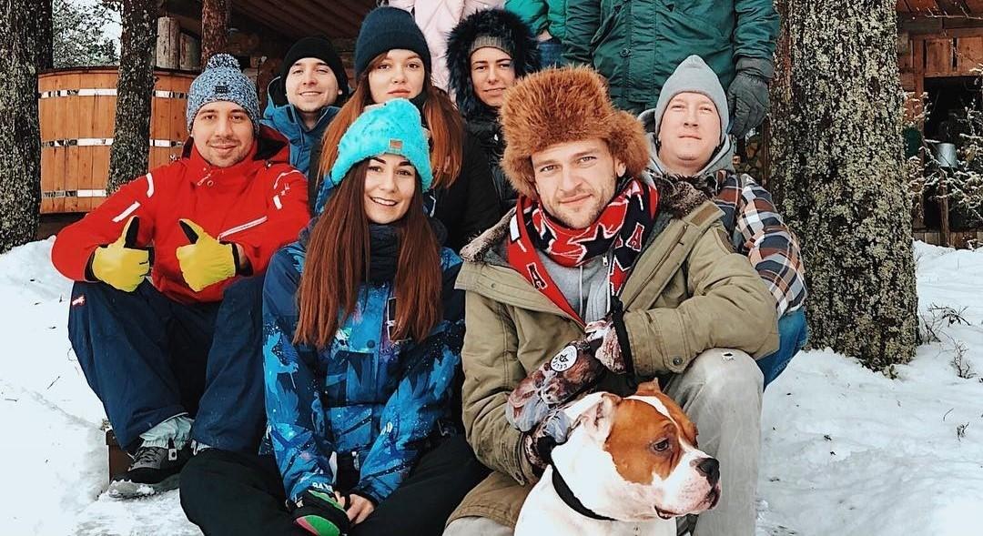 «Ничего себе какая горячая!»: сын Дмитрия Нагиева опубликовал фото своей возлюбленной топлес