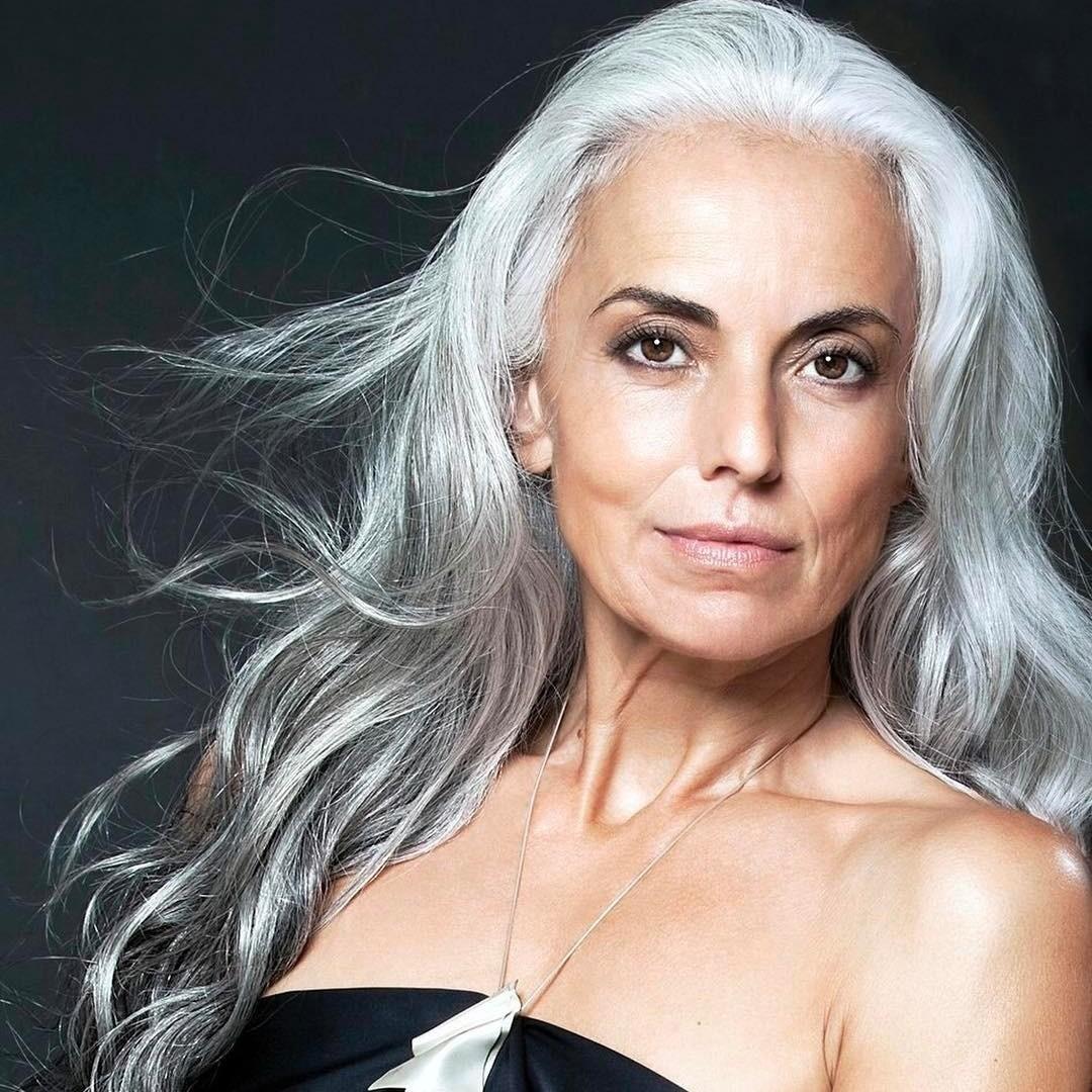 62-летняя модель Ясмина Росси ку&#107...