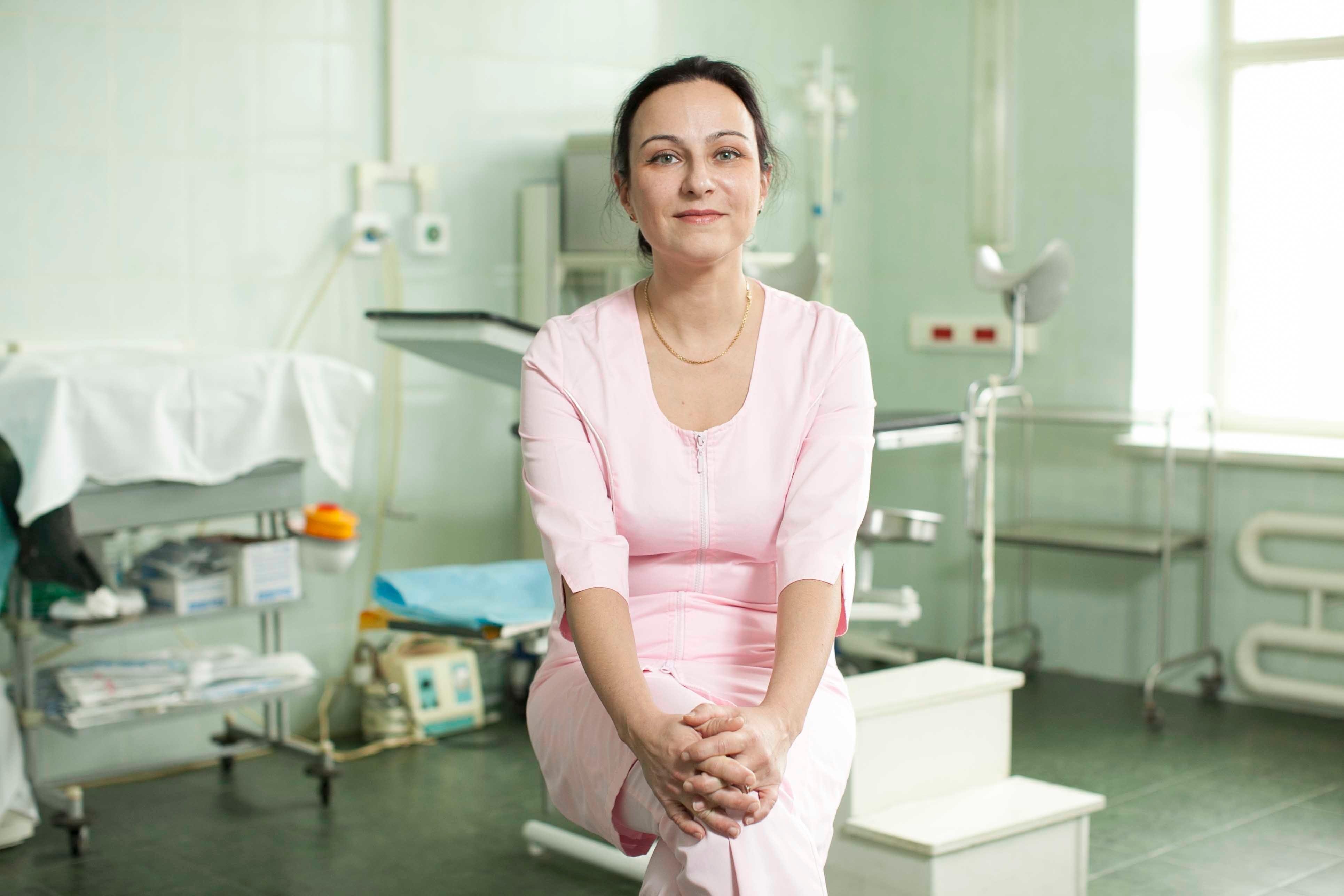 Ольга Миркина, акушер-гинеколо&...