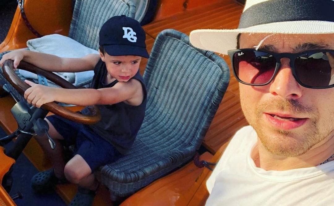 Алексей Чадов о воспитании сына: «У меня не получается быть строгим»
