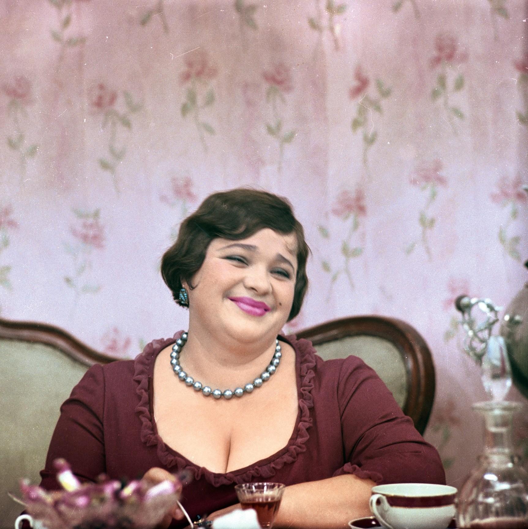 Знойная женщина — мечта поэта: самые яркие роли Натальи Крачковской