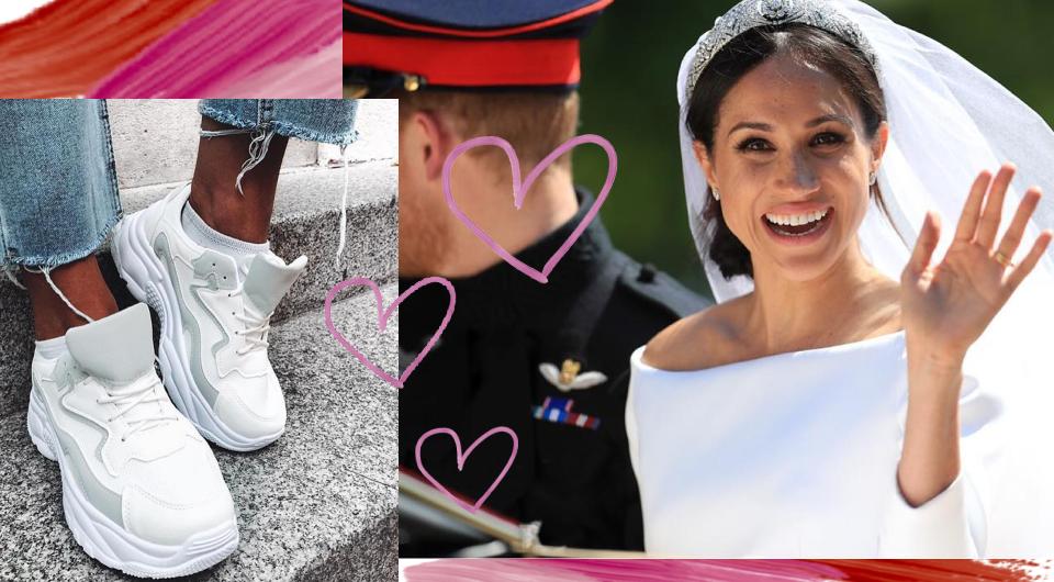 Уродливые кроссовки и триумф Меган Маркл: главные модные тренды уходящего года