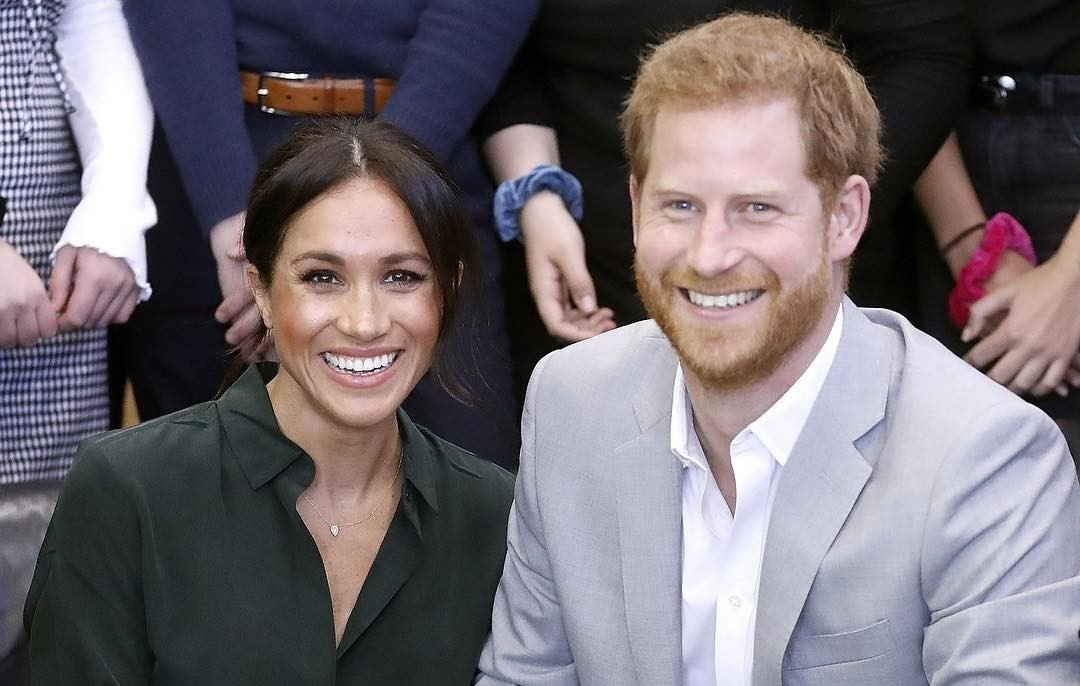 Меган Маркл и принц Гарри подготавливают новый дом к приезду мамы герцогини