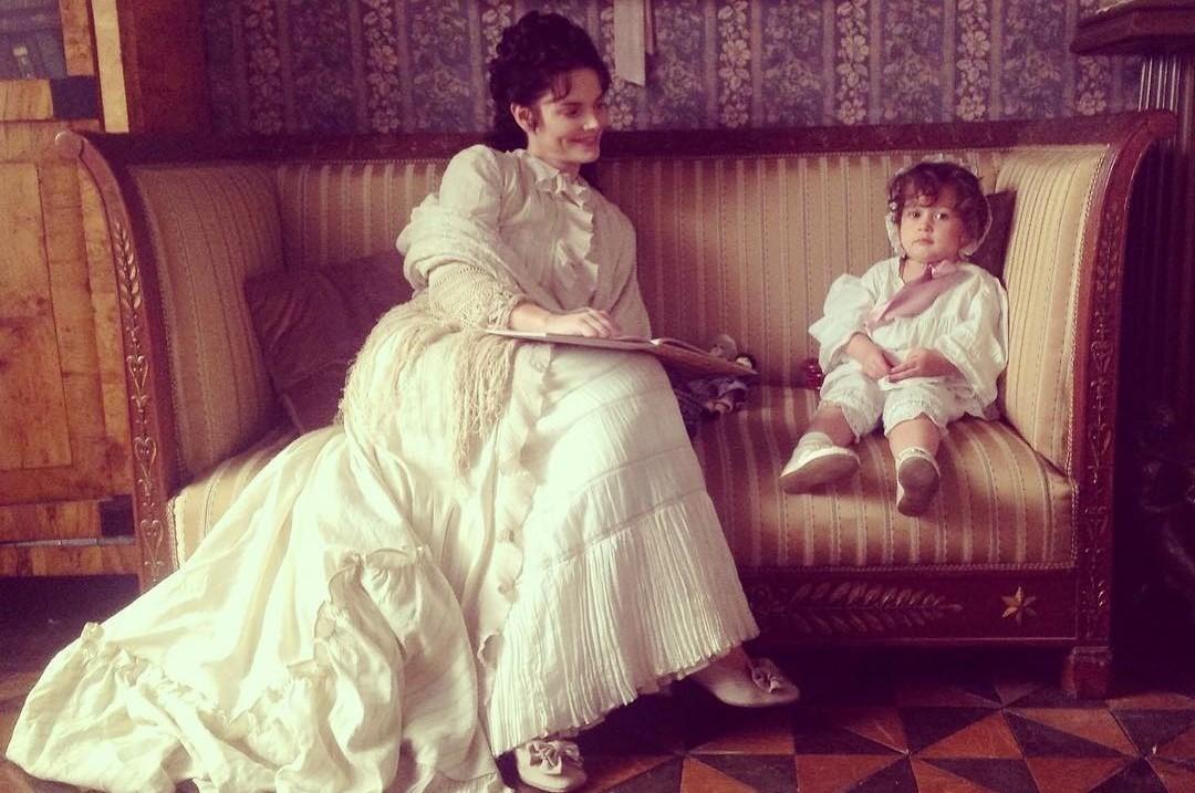 Елизавета Боярская выйдет на сцену спустя месяц после родов