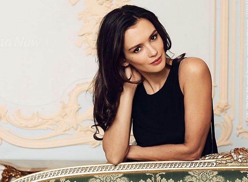 Паулина Андреева призналась, что не хочет, чтобы зрители видели ее реальную жизнь