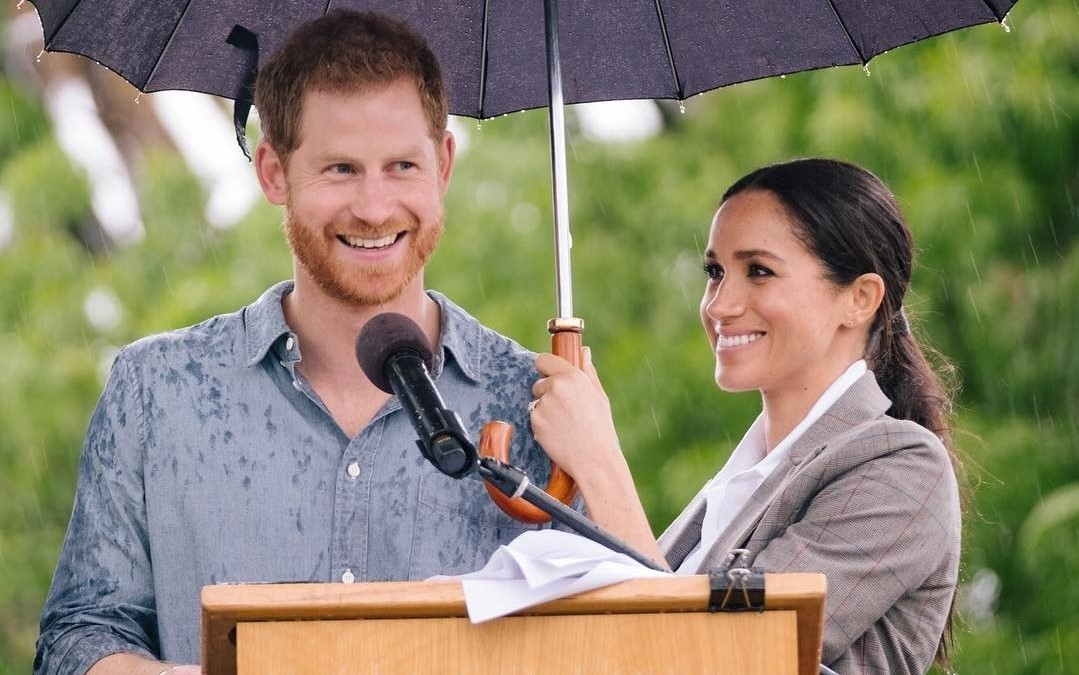 Меган Маркл и принц Гарри могут стать родителями близнецов