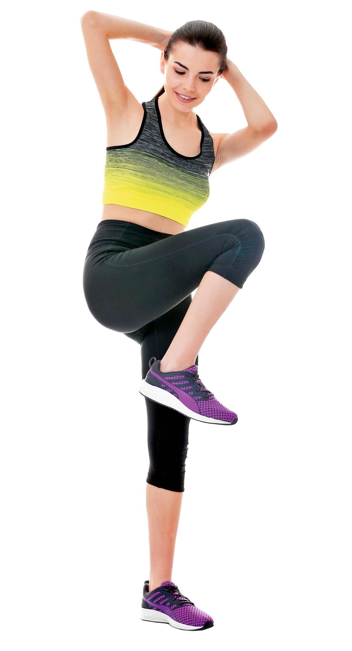 Как убрать бока? Упражнения и продукты-жиросжигатели