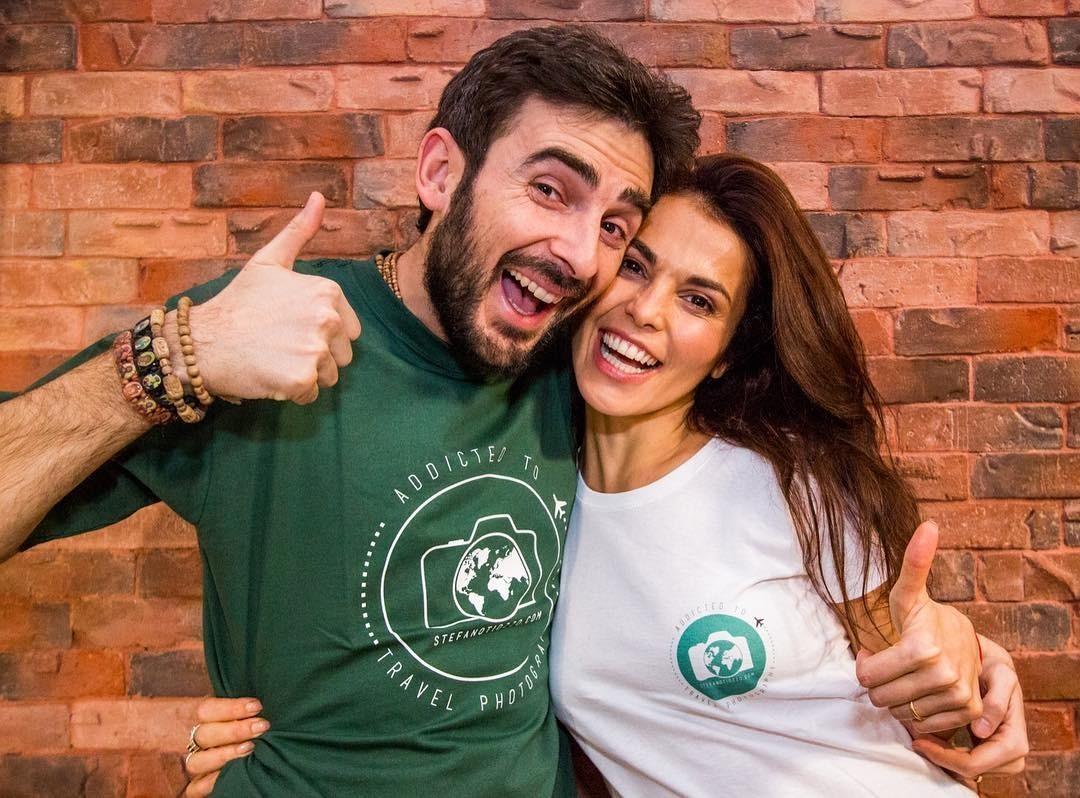 Сати Казанова (36) и Стефано Тиоцц&#1...
