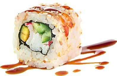 Суши – сытное блюдо и неплохо сбалансированное по составу. Калорийность порции в среднем– 150–300 ккал. Выбирай суши с угрем, рыбой, икрой, креветкой. Горячие суши, обжаренные в кляре, л...
