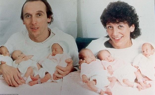 Единственные в мире девочки-шестерняшки: как сложилась их судьба спустя 35 лет?