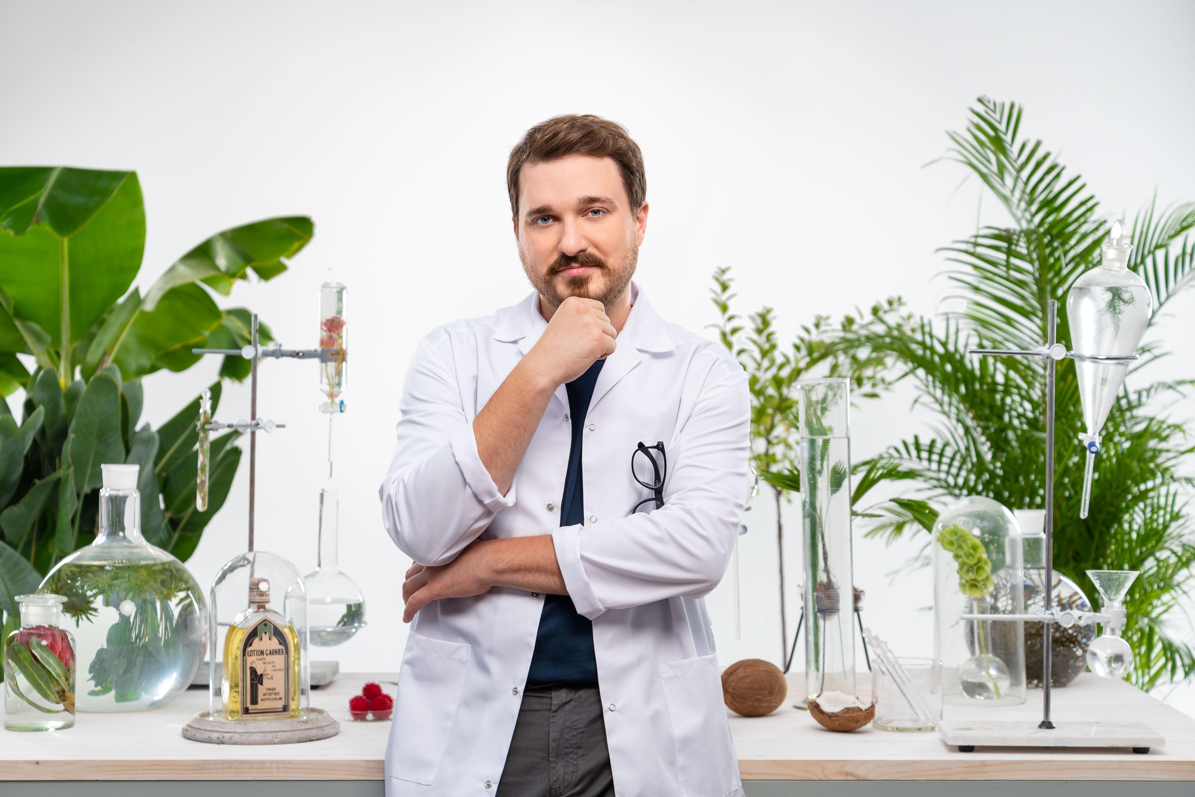 Garnier Botanic Therapy объявили о сотрудничестве с экспертом-ботаником