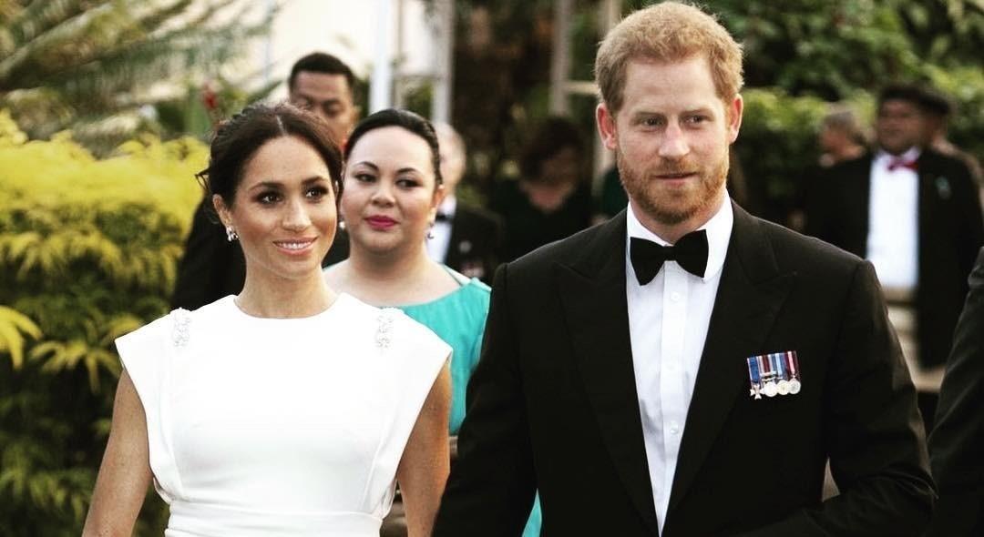Не по-королевски: дети Меган Маркл и принца Гарри не будут воспитываться во дворце