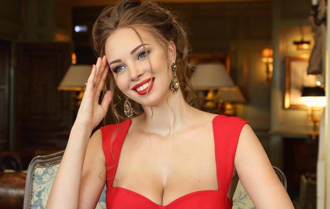 Жена Дмитрия Диброва опровергла новость о своей беременности