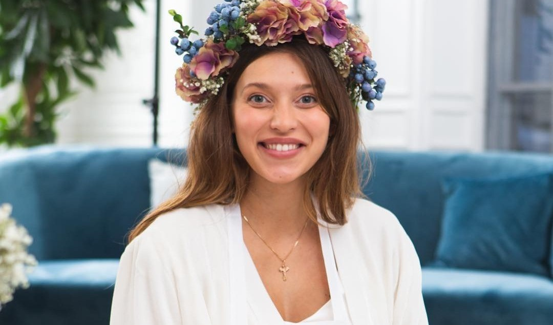Беременная Регина Тодоренко появилась на публике за неделю до родов