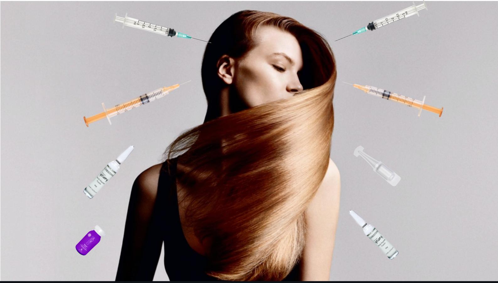 Мезотерапия для волос: шанс избавиться от выпадения или очередной способ нажиться на несчастье?