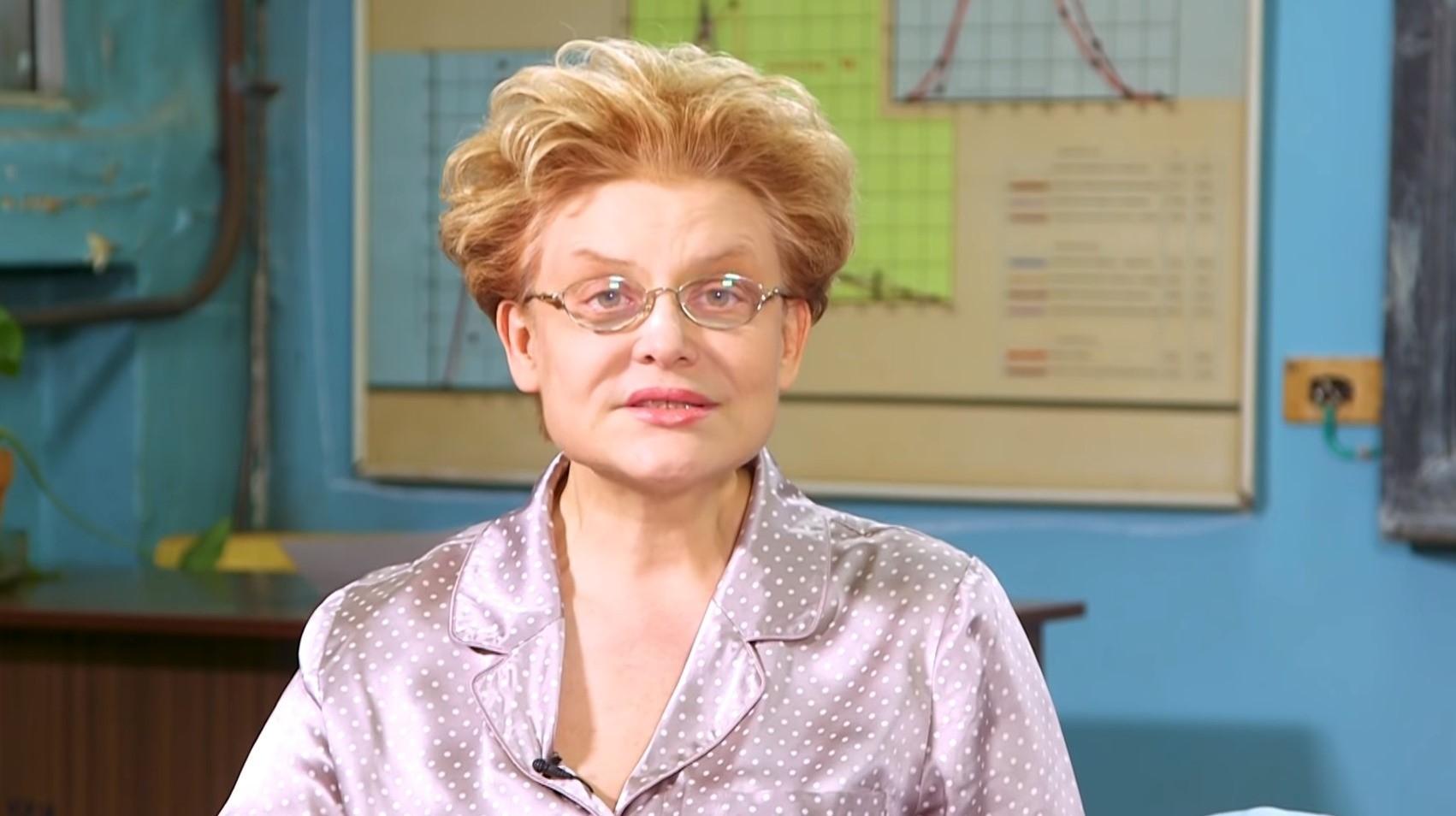 Секрет молодости раскрыт: Елена Малышева уже 20 лет прибегает к уколам красоты