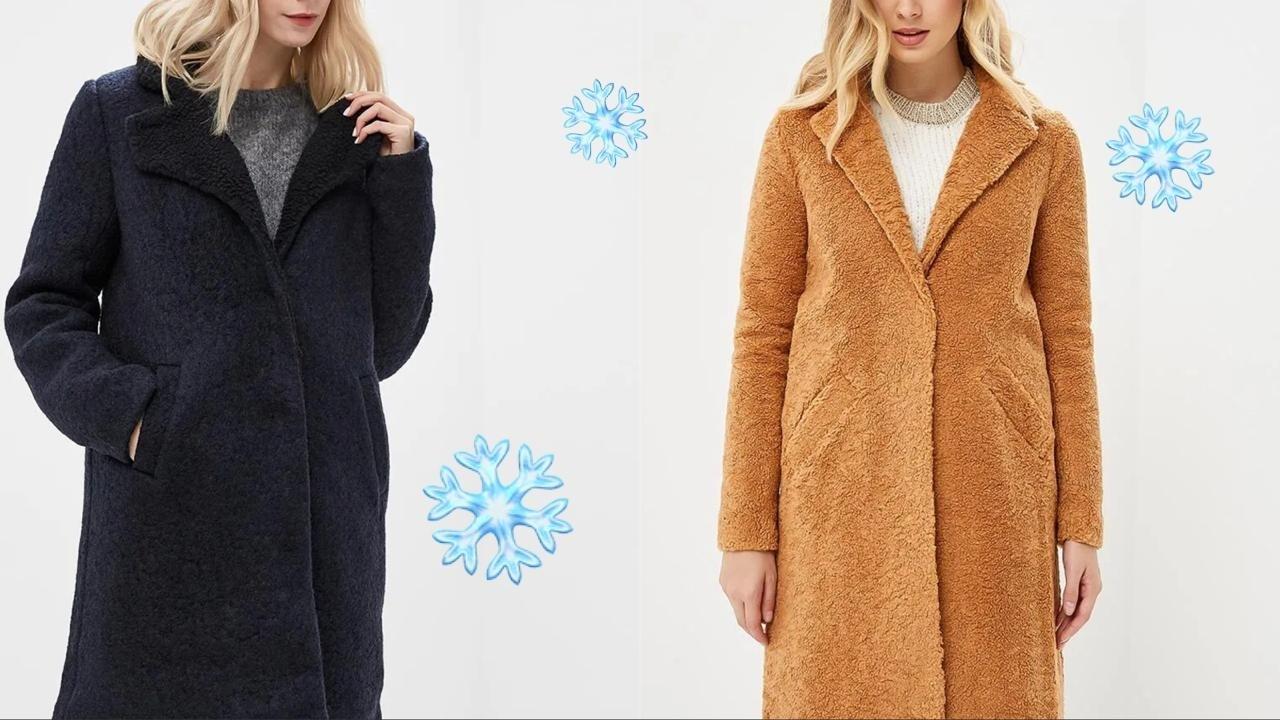 6 теплых пальто, которые заменят тебе пуховик