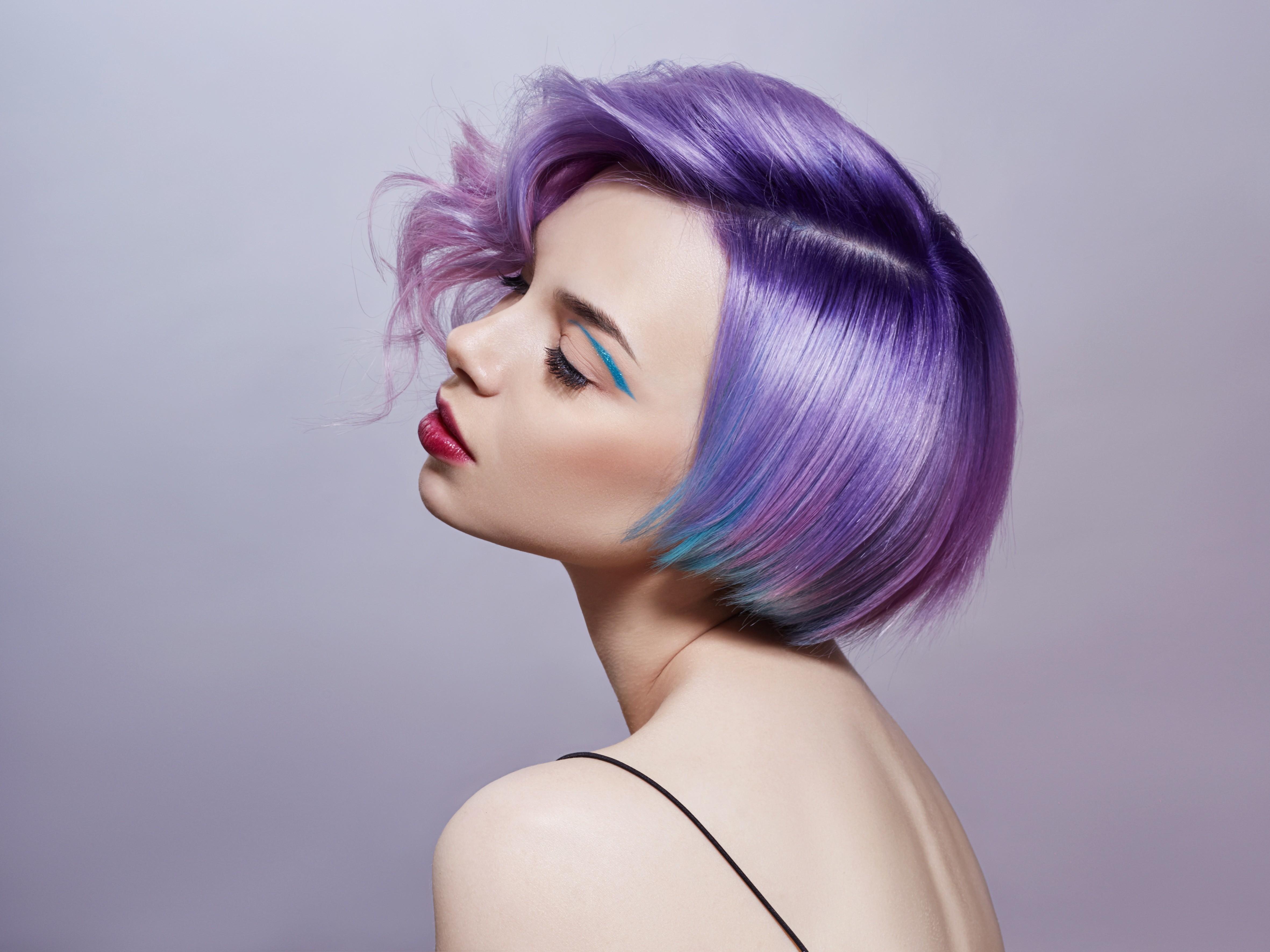 Модные женские прически 2019 на средние волосы
