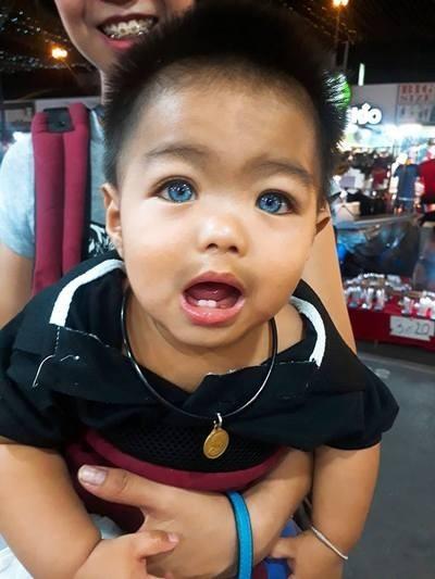 Фото ребенка опубликовала в се&...