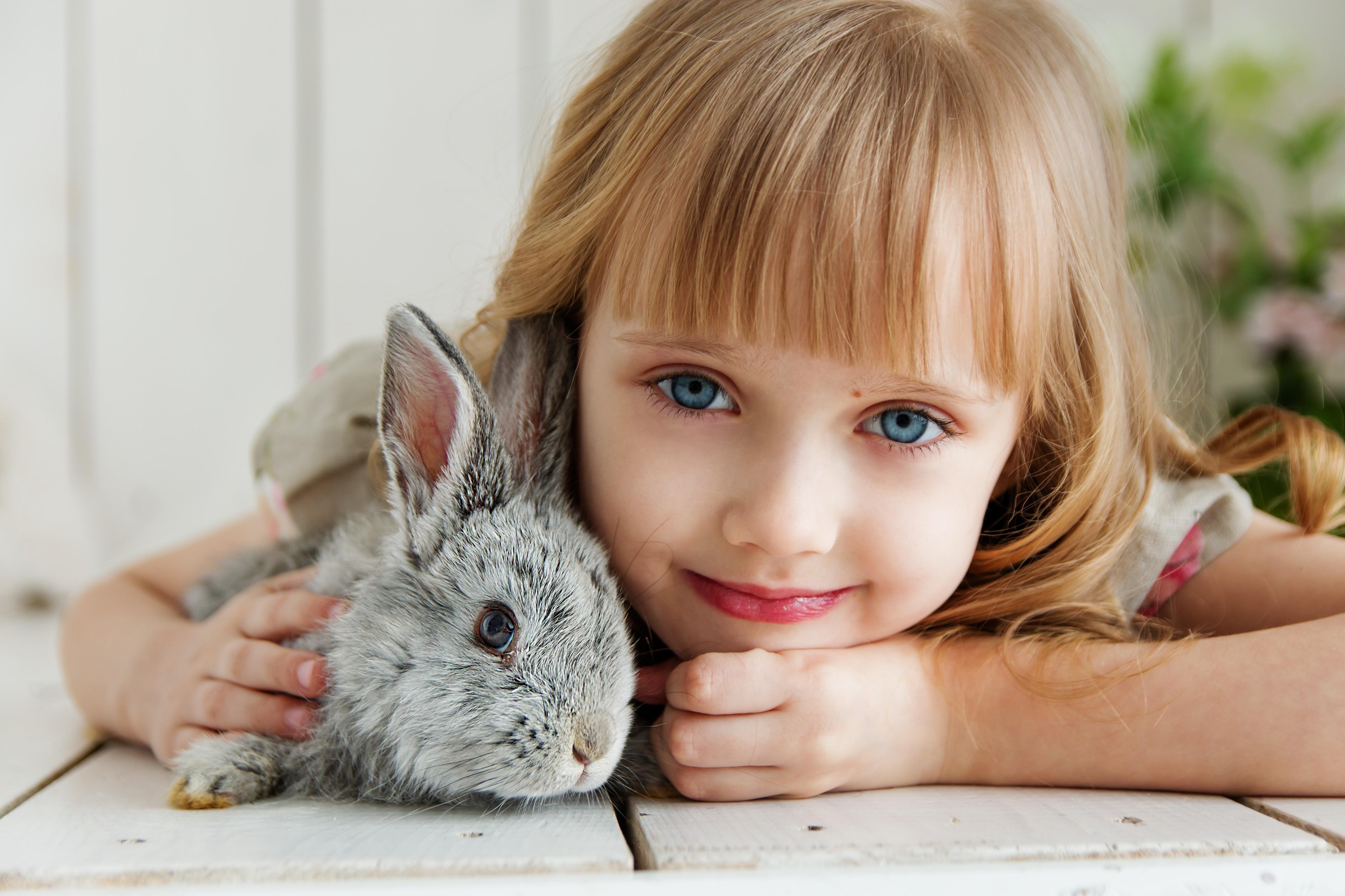 5 правил безопасного общения ребенка с животными