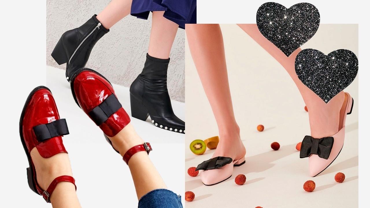 Танцы до упаду: 6 вариантов удобной обуви для новогодней ночи