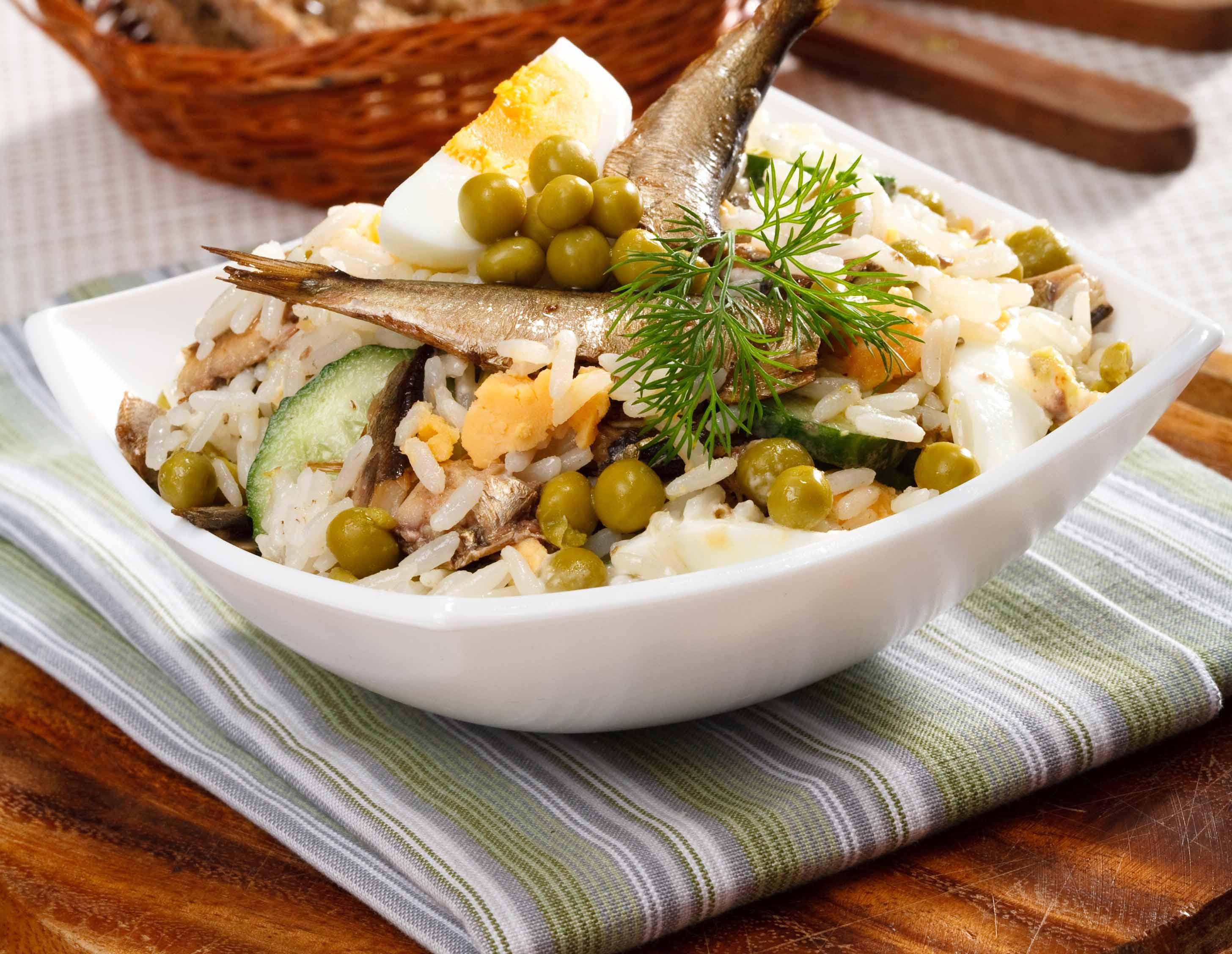расскажет салаты из шпротов рецепты с фото язык тела все