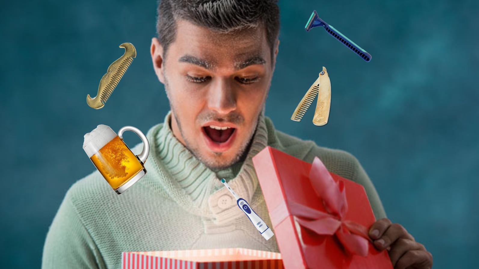 6 бьюти-подарков для мужчин: что он будет рад найти под елкой?