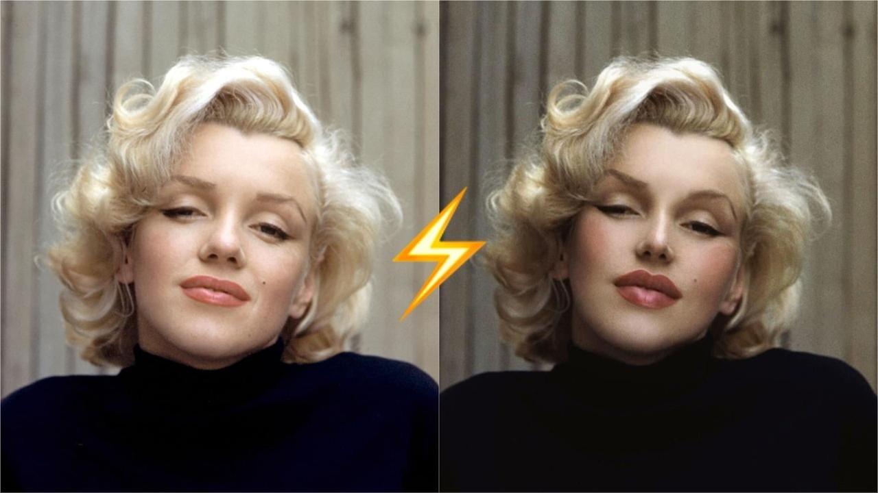 Как выглядели бы красавицы XX века в эпоху Instagram