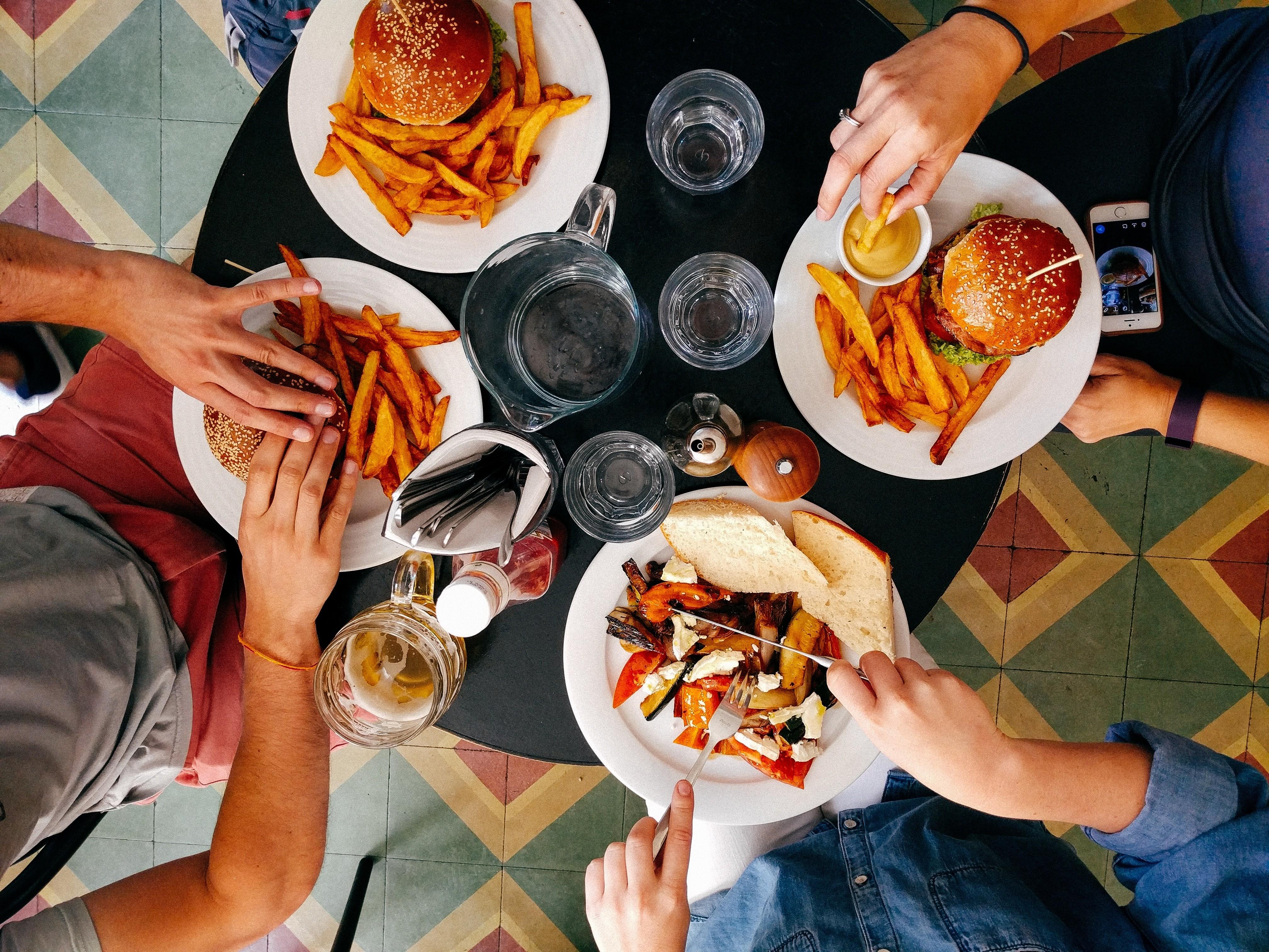 5 проблем со здоровьем, которые связаны с неправильным питанием