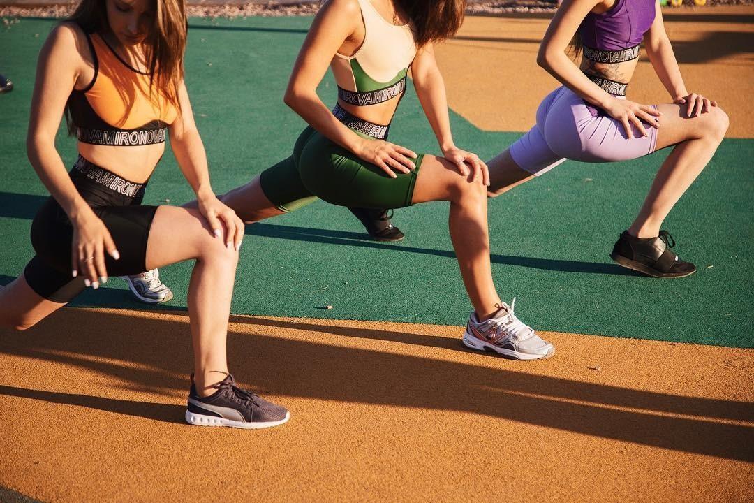 Упражнения для внутренней поверхности бедра: избавляемся от целлюлита